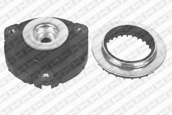 KB65713 Опора амортизатора VW POLO/FABIA 00- пер.(с подшипником)
