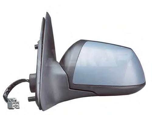 6126377 Зеркало в сборе с электроприводом правое / FORD Mondeo-III 00~