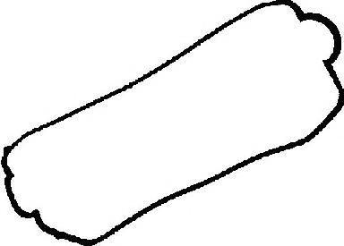 715235700 Прокладка клапанной крышки Honda Civic 1.5 16V D15B 86