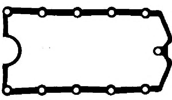 11101700 Прокладка клапанной крышки AUDI: A3 2.0 TDI/2.0 TDI 16V/2.0 TDI 16V quattro/2.0 TDI quattro 03-12, A3 Sportback 2.0 TDI