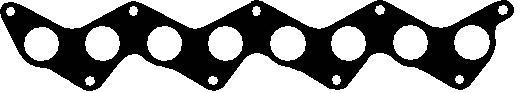 711900 Прокладка коллектора Citroen, Peugeot  2.5D DJ5/T 94 In