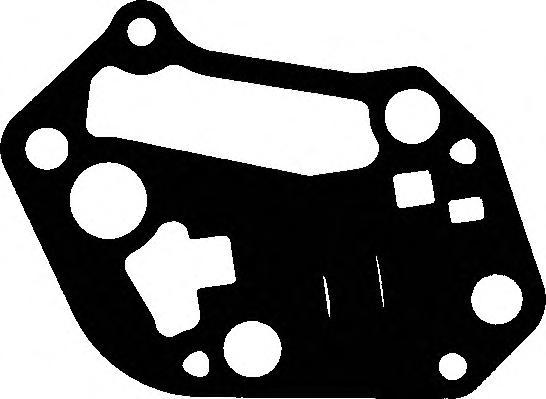 627522 Прокладка масляного куллера AUDI/VW/SKODA 2.0 ALT 01-