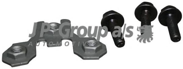 1140250500 Пластина крепления шаровой опоры VW Golf/Jetta/Vento/Passat