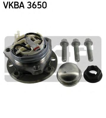 VKBA3650 Ступица с подшипником OPEL ASTRA H 04- пер.(4 отверстия)
