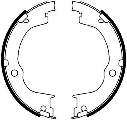 FSB4006 Колодки ст.торм.CHEVROLET CAPTIVA/OPEL ANTARA 2.0D/2.4/3.2 07-