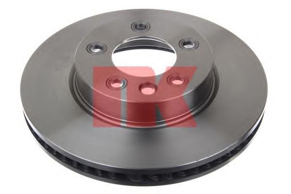 2047104 Диск тормозной передний правый / PORSCHE Cayenne;VW Touareg ( 32.0-330 ) 09/02-