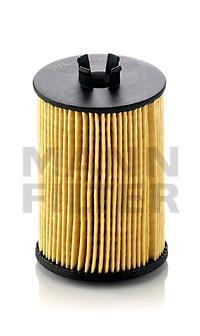 HU6121X Фильтр масляный MB W169/W245 1.5-2.0 04-
