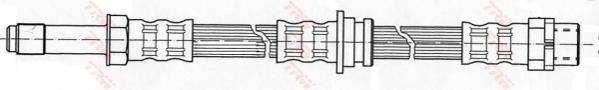 PHB425 Шланг тормозной