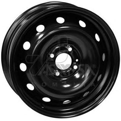 30214 Диск колесный RENAULT LOGAN R15X6J, 4X100 D60.1, ET43 штамп.