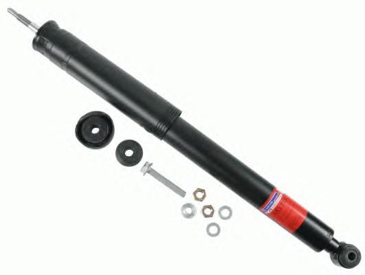 553713 Амортизатор MERCEDES W208 зад.газ.