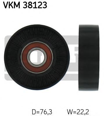 VKM38123 Деталь VKM38123_pолик обводной! MB W168