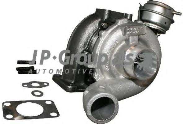 1117401500 Турбина / AUDI A6, VW Passat 2.5TDI (AFB,AKN) 97~05