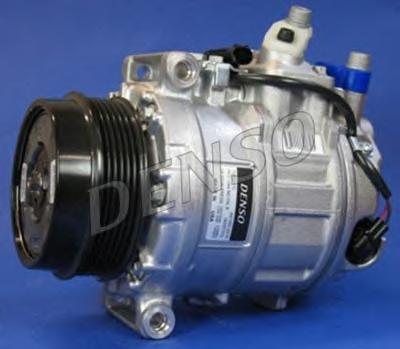 DCP17055 Компрессор кондиционера MB W164 5.0