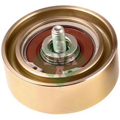 532029410 Ролик промежуточный поликлинового ремня кондиционера CITROEN: JUMPER, PEUGEOT: BOXER 2.8TDI, FIAT: DUCATO 2.8JTD 00-,