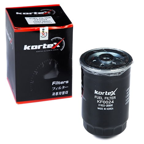 KF0024 Фильтp топливный HYUNDAI SANTA FE 06- MA
