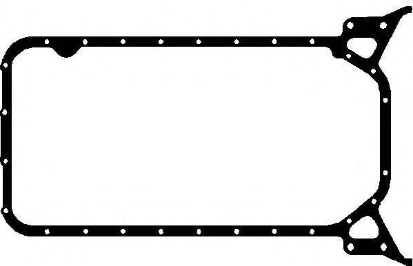 175142 Прокладка поддона MERCEDES M111/OM601/604/611/646