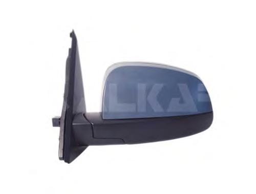 9225752 Зеркало в сборе с электроприводом левое / OPEL Meriva-A