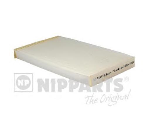 N1341022 Фильтр салона NISSAN CUBE 10-
