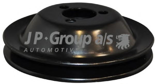 1114150100 Шкив водяного насоса под клиновый ремень / AUDI,SEAT,VW 1.3-2.0 82-91