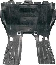 4060701 Защита двигателя PEUGEOT: 407 (6D) = 1.6 HDi 110/1.8/1.8 16V/2.0/2.0 16V/2.0 HDi/2.0 HDi 135/2.2/2.2 16V/2.2 HDi/2.2 HDi