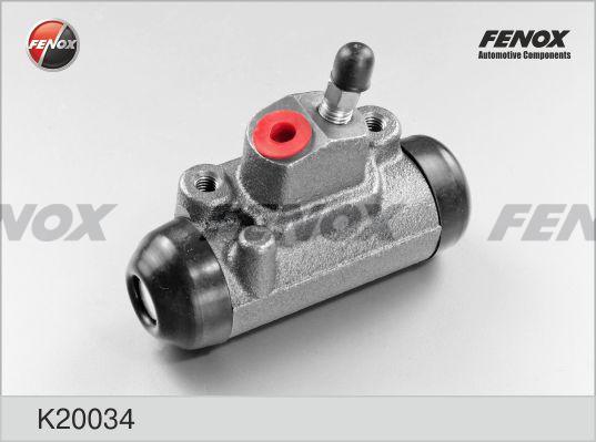 K20034 Цилиндр торм.раб.KIA SPORTAGE 94-03