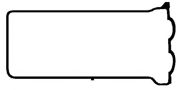 707880 Прокладка клапанной крышки TOYOTA: COROLLA 1.3i 95-
