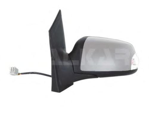 9242399 Зеркало в сборе с электроприводом правое с поворотником / FORD C-Max 03~