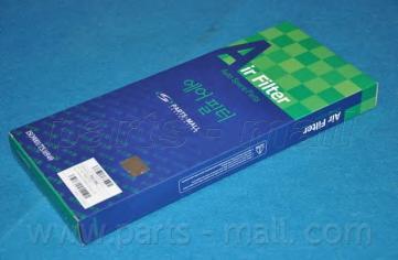 PAC042 Фильтр воздушный CHEVROLET SPARK 11- 1.0/1.2 DOHC