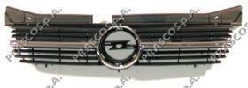 OP0742001 Решетка радиатора / OPEL Omega-B ( для автом.с кондиционером ) 04/94~