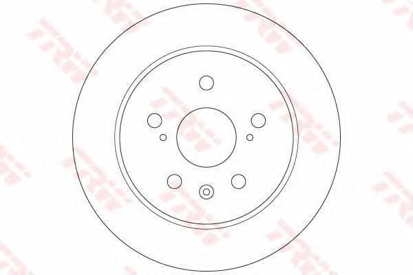 df6178 Тормозной диск