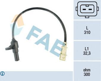 79084 Датчик частоты вращения, управление двигателем