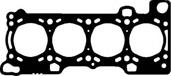 389450 Прокладка ГБЦ FIAT DUCATO 2.3D 1.3мм 3метки 02-