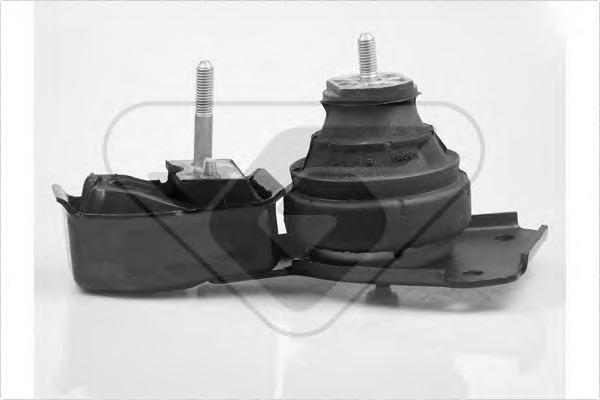 585139 Кронштейн, подвеска двигателя