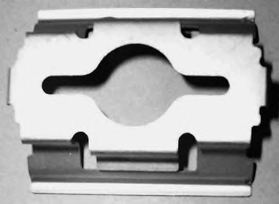 FBA618 Комплект монтажный тормозных колодок