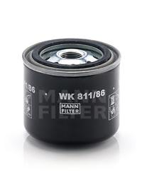 WK81186 Фильтр топливный TOYOTA HIACE