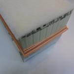1K0129620E Фильтр воздушный VAG A3/G5/TOURAN/OCTAVIA