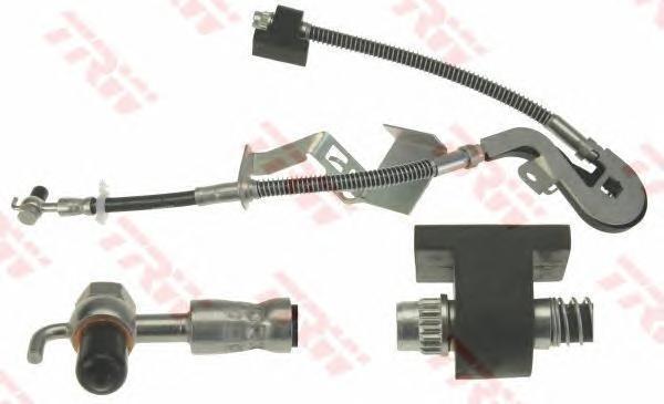 PHD1135 Шланг тормозной  PEUGEOT 407 03/04 -