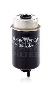 WK8038 Фильтр топливный LAND ROVER DEFENDER 2.4D 07-
