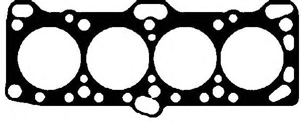 615225000 Прокладка ГБЦ Mitsubishi Galant, Hyundai Sonata 2.0 G63, G4P 80