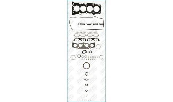50207900 Полный комплект прокладок