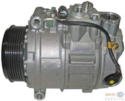 8FK351316771 Компрессор кондиционера MERCEDES W203,W220