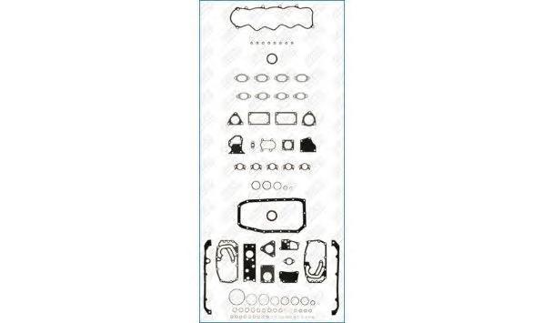 51020500 Полный комплект прокладок безпрокладки ГБЦ