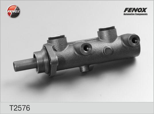 T2576 Цилиндp тоpмозной главный MERCEDES MB 79
