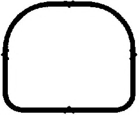 13168100 Прокладка коллектора впускного