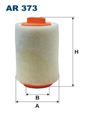 AR373 Фильтр воздушный MINI 1.6D/2.0D 10-