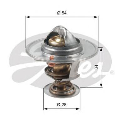 TH47685G1 Термостат HYUNDAI SANTA FE/GETZ/TUCSON 1.5D-2.2D 01-10/06-