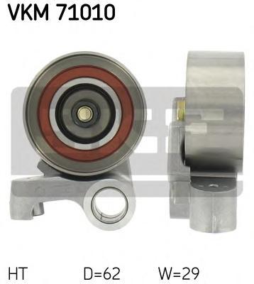 VKM71010 Ролик натяжной ремня ГРМ Lexus GS300 93 Toyota Supra 3.0 Bi-Turbo 93