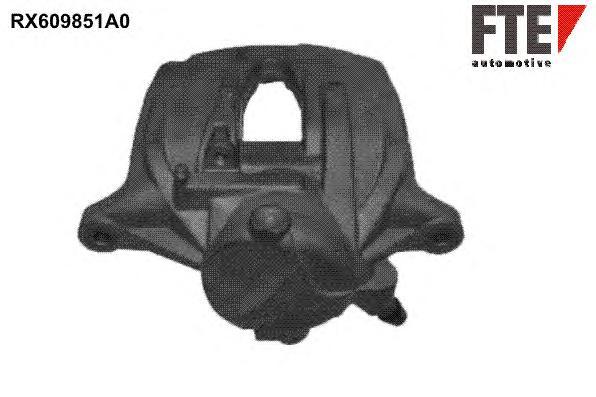 rx609851a0 Тормозной суппорт Fr L MB W211 восст.