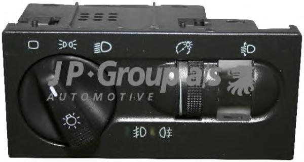 1196100700 Переключатель света фар / VW Golf-III,Vento 91~