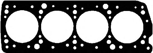 10016500 Прокладка ГБЦ FIAT TIPO/CROMA 1.6/2.0 85-92
